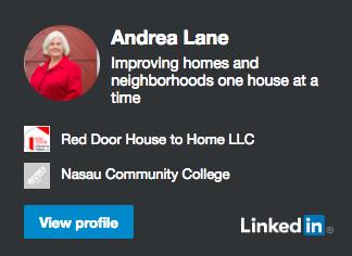 LinkedIn Andrea lane